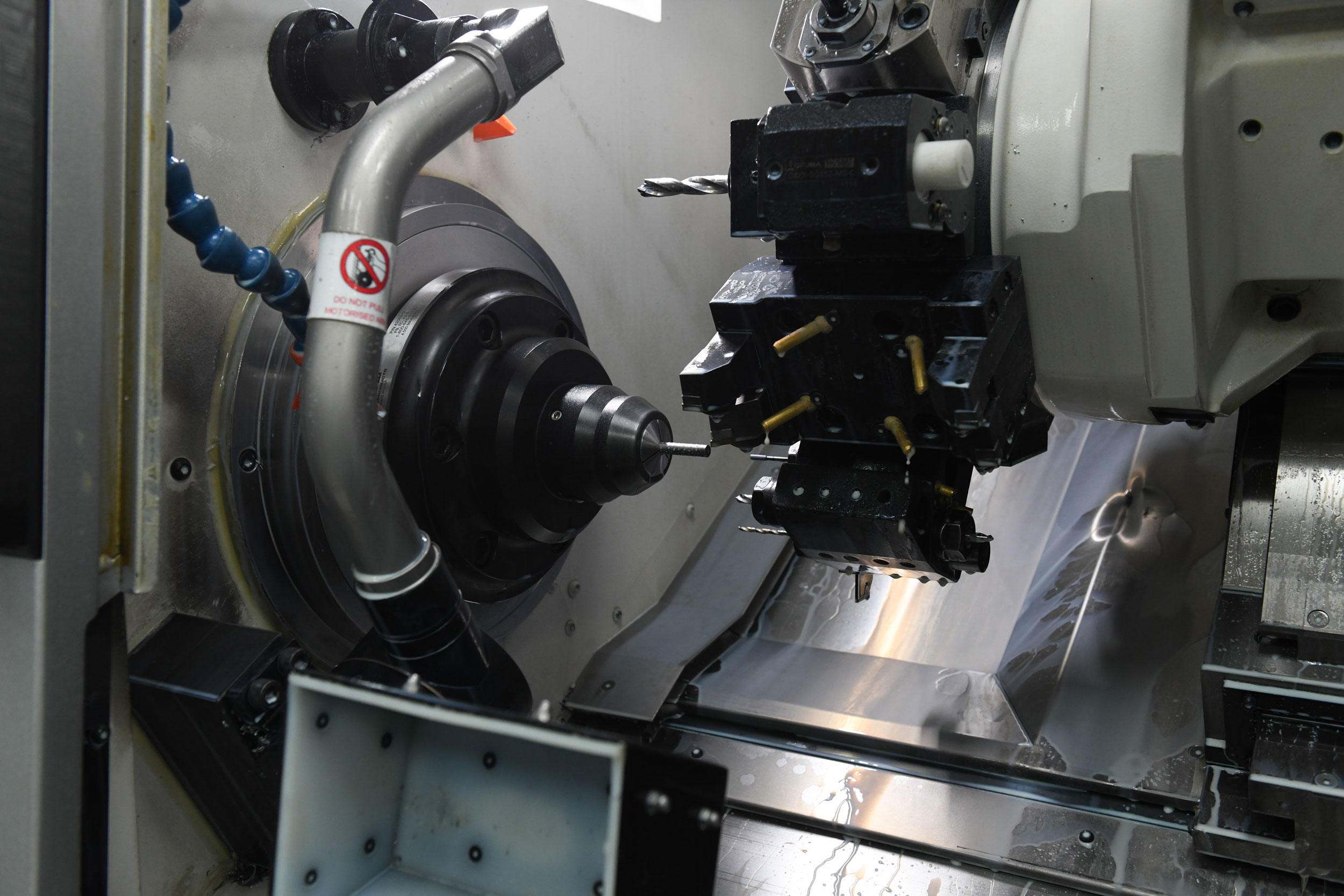 Live Tooling